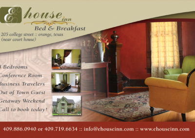 Campaign -EHouse Inn
